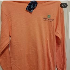 Brand new Simply Southern Long sleeve